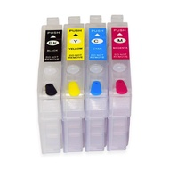 364XL T364 T3641-T3644 Refillable ink Cartridge with Chip for Epson XP-245 XP-442 XP-243 XP-247 XP442 XP243 XP247 XP245 printer