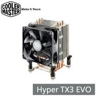 CoolerMaster Hyper TX3 EVO CPU 散熱器 酷媽 RR-TX3E-28PK