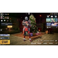 ACCOUNT PUBG GLOBAL FOR SELL