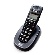 【SANLUX 台灣三洋】DCT-9811(大字鍵中文選單數位無線電話)
