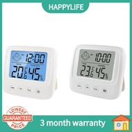 [HP]Wall-mounted Thermometer Hygrometer Electronic Temperature Humidity Monitors