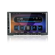 Ezonetronics Android 8.1 Car Radio Stereo 7 inch IPS Capacitive Touch Screen High Definition Car GPS Navigation