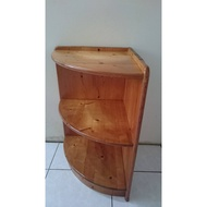 松木轉角桌 ( 二手 )
