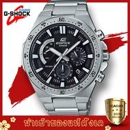 Casio Edificeรุ่น EFR-563D-1AVสินค้าขายดี นาฬิกาข้อมือผู้ชาย สายสแตนเลส (สินค้าใหม่ล่าสุด)