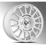 全新鋁圈 wheel HS190 16吋鋁圈 5孔114.3 白色