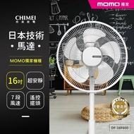 【CHIMEI 奇美Xmomo獨家機2020新款】16吋DC節能風扇電扇立扇(DF-16F600)