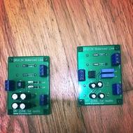 RCA 轉 XLR  板子晶片轉換  DIY ZONE 產品