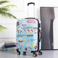 กระเป๋าเดินทางล้อลากขนาด24นิ้ว,กระเป๋าล้อลากเดินทางABS + PCขนาด20นิ้วกระเป๋าล้อลากสำหรับเดินทางกระเป๋าสัมภาระสำหรับเด็ก