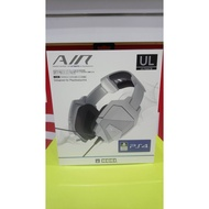 PS4~HORI 耳機麥克風 AIR ULTIMATE PS4-074[全新未拆]