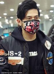 包郵#口罩#免運費 周杰倫同款黑拼色口罩英雄聯盟 並非台灣中衛 ltpN