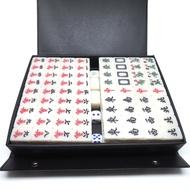 Zealsea- Mini Pocket Mahjong Mahjong Mahjong small travel mahjong portable mini Mahjong Mahjong Mahjong set