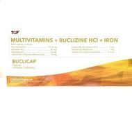 (Propan Generic) Buclizine + Multivitamins + Ferrous Capsules 100 Capsules