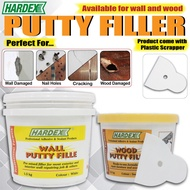 【HARDEX】★Putty Filler★Wall Putty Filler★Wood Putty Filler★Two Sizes★Two Colour