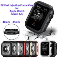 Apple Watch Series 4/5 PC Fuel Injection Frame Case Apple Watch Replacement Case 40mm 44mm