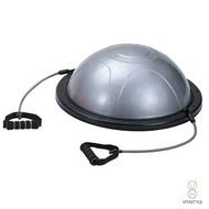 【VITASTYLE】BOSU球、半圓平衡球(附打氣筒)【台灣製】