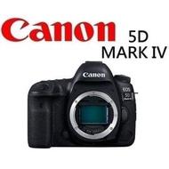 公司貨 CANON 5D Mark IV Body 5D4 單機身 二手