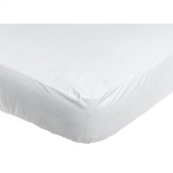 (Mattress Protectors) Plastic Mattress Cover Queen Size Fitted Pad Protector Durable Waterproof V...