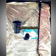 ★★非常偉士★★原廠 Vespa LX S LXV LT 椅墊 拉線 座墊 內外鎖蓋 線 3樣一組 修理包(現貨)