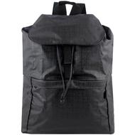 【YAMATOYA】RaviRavi 防水輕材質系列折疊後背包(黑)