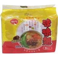 味味香菇肉燥包麵*5入