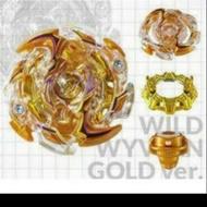 戰鬥陀螺 黃金版 黃金狂野龍獸 黃金o軸
