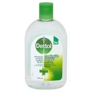 เดทตอล ออริจินัล เจลล้างมืออนามัย 500มล. Dettol Original Instant Hand Sanitizer 500ml สบู่ ผลิตภัณฑ์เพื่อสุขภาพ ความงาม