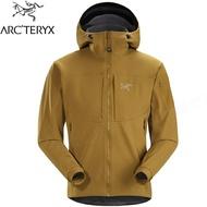 Arcteryx 始祖鳥/軟殼衣/連帽軟殼外套 Gamma MX Hoody 19274 男 育空褐 台北山水