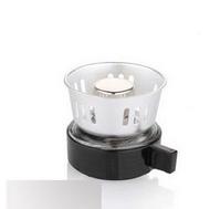 【小型酒精燈-不銹鋼罩-95%醫用酒精-1套/組】多用途摩卡壺 虹吸式咖啡壺 花茶壺 打奶壺加熱器具 -7501008