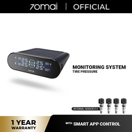 70Mai TPMS Tyre Pressure Monitoring System 70 Mai Tire Air Monitor