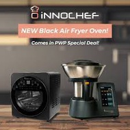 iNNOCHEF Touch with New Black Air Fryer Oven