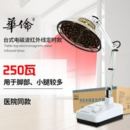 Far infrared physiotherapy lamp Medical Electric Magnetic The Therapy Far infrared28980988My