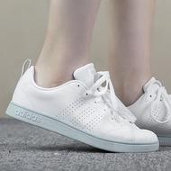 [麥修斯]ADIDAS VS ADVANTAGE CL 綠底 女款 愛迪達 板鞋 休閒鞋 B42185