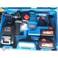 🔅營造五金🔅BOSS 18V無刷免出力三用電鑽 強力型免出力電鑽 強力型震動電鑽 充電式電鑽 無刷馬達