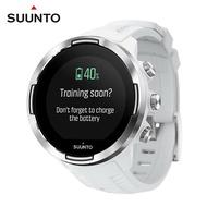 《台南悠活運動家》 SUUNTO 9 BARO 氣壓式高度多項目運動 GPS 腕錶 時尚白