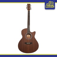 Fernando - OF-SAPELE Acoustic Guitar (Acoustic-Electric Guitar) (OM Cutaway Acoustic Guitar)