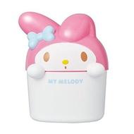 日本㊣版三麗鷗My melody 美樂蒂 置物筒/收納筒/垃圾桶/車用垃圾桶