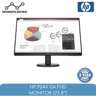 """HP P24v G4 FHD Monitor (23.8"""")"""