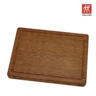 [限時77折] 德國雙人 ZWILLING 竹製砧板42x31x4cm