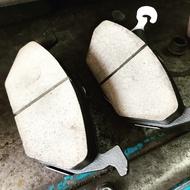 福斯 奧迪 全車系 🚗  陶瓷運動版 來令片 煞車皮 陶瓷煞車 劃線 碟盤 煞車盤 改裝煞車 原廠卡鉗
