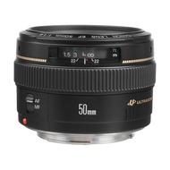 Canon 佳能EF 50mm F1.4 USM 大光圈標準鏡頭