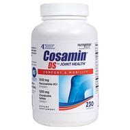 美國頂級 Cosamin DS 雙效 葡萄糖胺 關節 骨膠原 退化 保存期限 : 2024/02