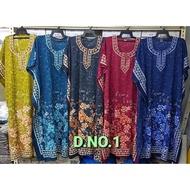 Kaftan Dubai baju Kelawar Borong 10 PCS