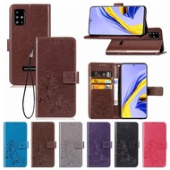 Samsung Galaxy A 71 A 51 Leather Case Samsung Galaxy A 51 Stand Card Wallet Flip Cover