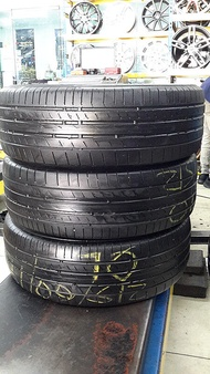 Used Tyre Secondhand Tayar (With Installation) Continental MC5 215/60R17 50%Bunga Per 1pc