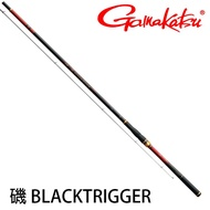GAMAKATSU 磯 BLACK TRIGGER [漁拓釣具] [磯釣竿]
