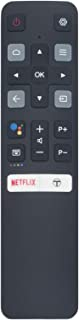 WINFLIKE LRC802V FUR6 Remote Control Replace for TCL TV 32F51 32S6500 40S6500 43P715(V83) 43S6800FS 43S6500 50P715(V83) 55C815(C9) 55P715(V83) 55C825 65C825 65C825 55C825 RC802V FUR6 06-BTZNYY-LRC802V