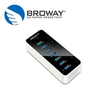 BROWAY BW-U3037A USB3.0 7埠 HUB集線器