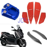 Suitable for Yamaha xmax300 XMAX250 CNC modified accessories foot pedal foot pad foot support