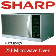 [Microwave]SHARP R-72A1(SM)V - 25L Microwave Oven