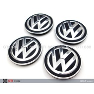 VW 德國原廠鋁圈蓋 Golf 7 New Passat B8 Tiguan Touran GTI R-line 適用
